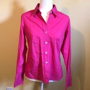 Michael Kors button down blouse